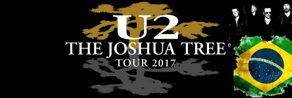 EXCURSÃO PARA SHOW DE U2 EM SÃO PAULO.
