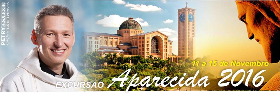 EXCURS�O PARA APARECIDA, Pe. MARCELO e RIO DE JANEIRO