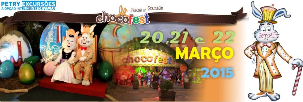 EXCURS�O PARA CHOCOFEST EM GRAMADO, COM CANELA E NOVA PETR�POLIS.